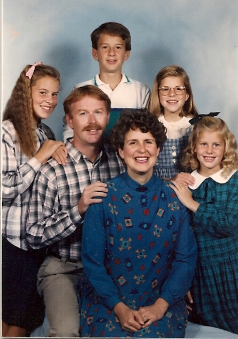 Woody Family in 1990