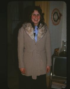 Miss Gayle Barker -1975